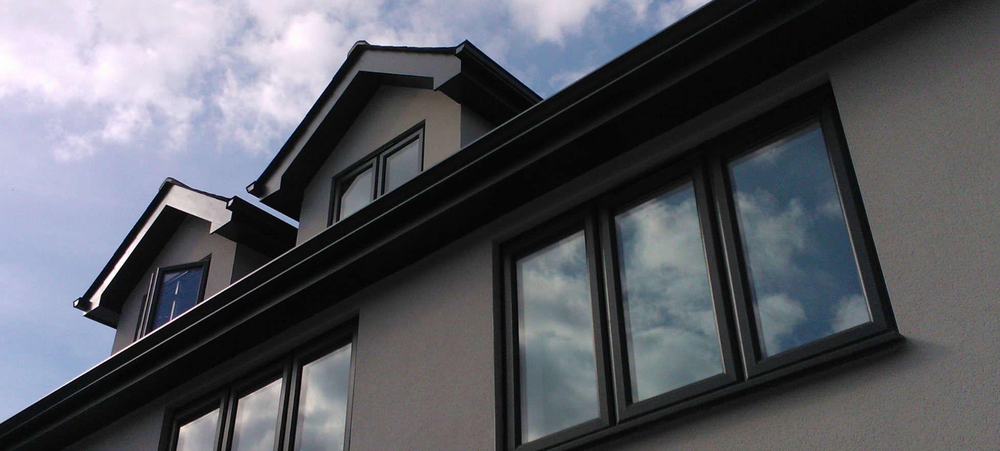 anthracite gutter uk